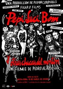 Pepi, Luci, Bom - Poster / Capa / Cartaz - Oficial 3