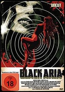 Blackaria - Poster / Capa / Cartaz - Oficial 1