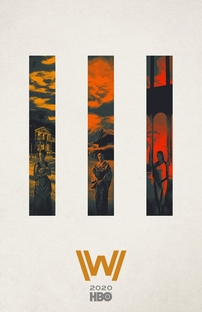 Westworld (3ª Temporada) - Poster / Capa / Cartaz - Oficial 3