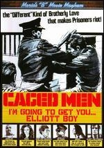 Caged Men Plus One Woman - Poster / Capa / Cartaz - Oficial 1