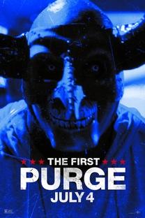 A Primeira Noite de Crime - Poster / Capa / Cartaz - Oficial 9