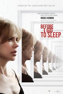 Antes de Dormir - Poster / Capa / Cartaz - Oficial 2