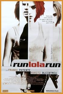 Corra, Lola, Corra - Poster / Capa / Cartaz - Oficial 12