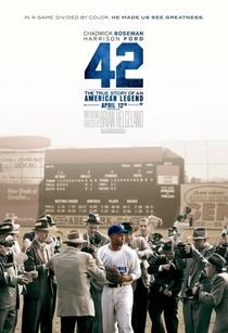 42 - A História de uma Lenda - Poster / Capa / Cartaz - Oficial 6