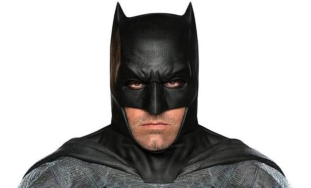 Batman vs Superman: foto original do Batman de Ben Affleck pinta na internet