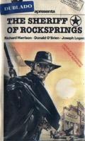 O Xerife de Rocksprings - Poster / Capa / Cartaz - Oficial 2