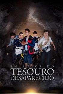 Em Busca do Tesouro Desaparecido - Poster / Capa / Cartaz - Oficial 4
