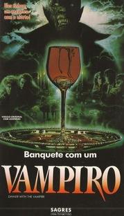 Banquete com um Vampiro - Poster / Capa / Cartaz - Oficial 2