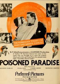 Paraíso Envenenado - Poster / Capa / Cartaz - Oficial 1