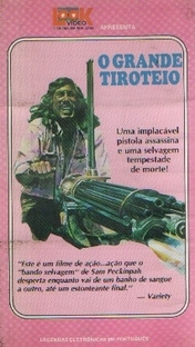 O Grande Tiroteio - Poster / Capa / Cartaz - Oficial 1