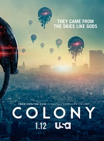 Colony (2ª Temporada) - Poster / Capa / Cartaz - Oficial 1