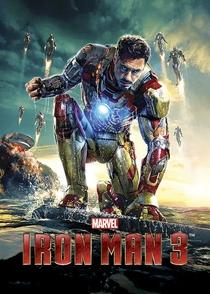 Homem de Ferro 3 - Poster / Capa / Cartaz - Oficial 13