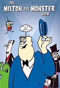 Milton, o Monstro - Poster / Capa / Cartaz - Oficial 1