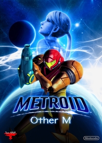 Metroid: Other M - Poster / Capa / Cartaz - Oficial 1