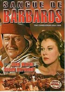 Sangue de Bárbaros - Poster / Capa / Cartaz - Oficial 4