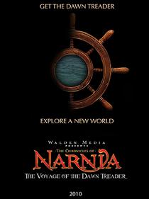 As Crônicas de Nárnia: A Viagem do Peregrino da Alvorada - Poster / Capa / Cartaz - Oficial 5