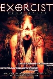 Exorcist Chronicles - Poster / Capa / Cartaz - Oficial 1