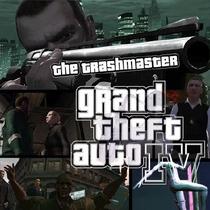 The Trashmaster - Poster / Capa / Cartaz - Oficial 1