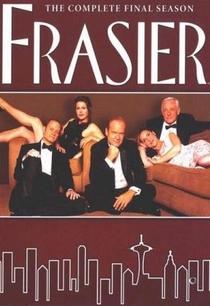 Frasier (11° temporada) - Poster / Capa / Cartaz - Oficial 1