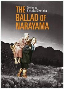 A Balada de Narayama - Poster / Capa / Cartaz - Oficial 7