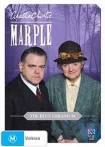 Miss Marple: O Gerânio Azul - Poster / Capa / Cartaz - Oficial 1