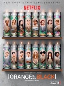 Orange Is The New Black (3ª Temporada) - Poster / Capa / Cartaz - Oficial 2