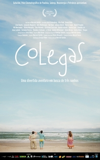 Colegas - Poster / Capa / Cartaz - Oficial 2