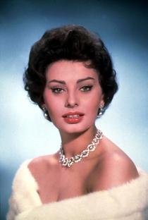Sophia Loren - Poster / Capa / Cartaz - Oficial 19