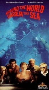 A Volta ao Mundo Sob o Mar - Poster / Capa / Cartaz - Oficial 2