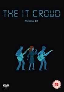 The IT Crowd (4ª Temporada) - Poster / Capa / Cartaz - Oficial 1