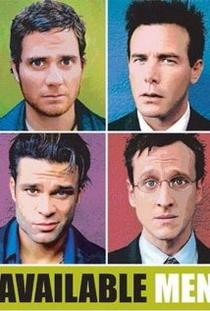Available Men - Poster / Capa / Cartaz - Oficial 1