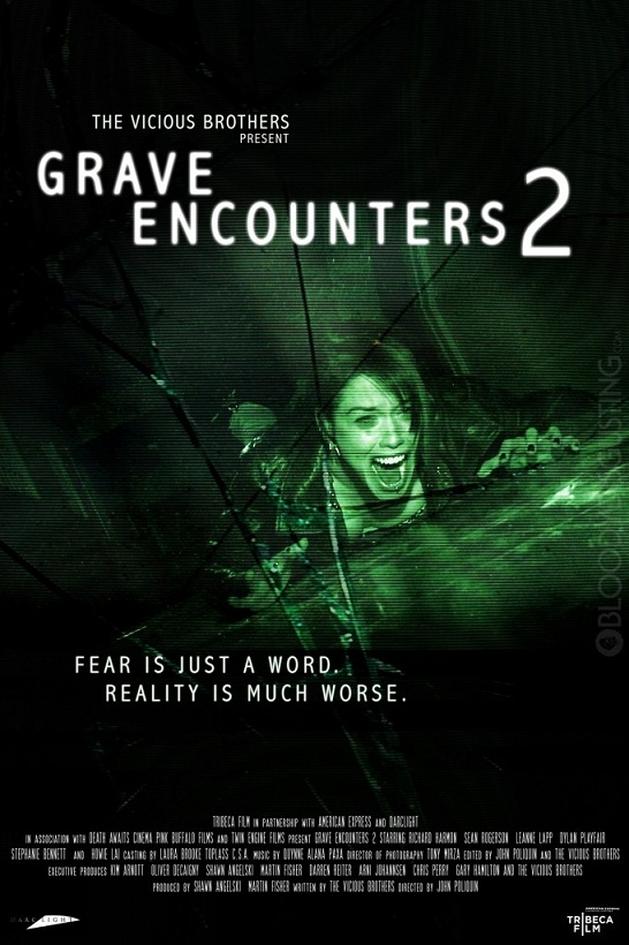Novo Pôster de 'Fenômenos Paranormais2′