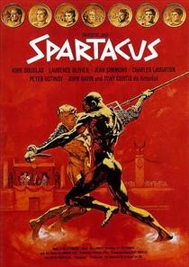 Spartacus - Poster / Capa / Cartaz - Oficial 4