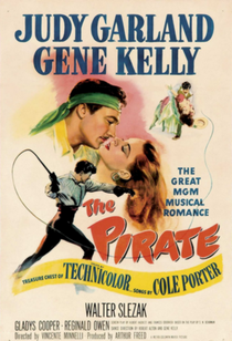 O Pirata - Poster / Capa / Cartaz - Oficial 3