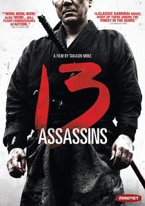 13 Assassinos - Poster / Capa / Cartaz - Oficial 11