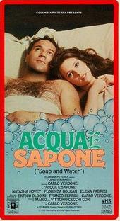 Acqua e sapone - Poster / Capa / Cartaz - Oficial 1