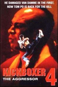 Kickboxer 4 - O Agressor - Poster / Capa / Cartaz - Oficial 1