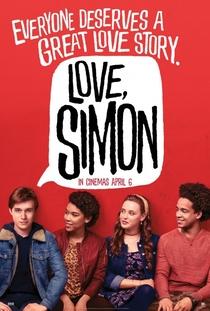 Com Amor, Simon - Poster / Capa / Cartaz - Oficial 3