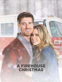 A Firehouse Christmas - Poster / Capa / Cartaz - Oficial 1