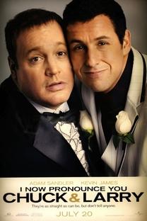 Eu os Declaro Marido e... Larry - Poster / Capa / Cartaz - Oficial 5