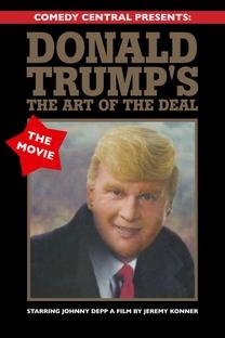 Donald Trump e a Arte dos Negócios - Poster / Capa / Cartaz - Oficial 3