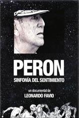 Perón: Sinfonia del Sentimiento - Poster / Capa / Cartaz - Oficial 1