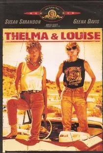 Thelma & Louise - Poster / Capa / Cartaz - Oficial 3