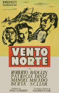 Vento Norte - Poster / Capa / Cartaz - Oficial 1
