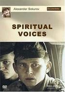 Vozes Espirituais a partir de Diários de Guerra (Dukhovnye golosa. Iz dnevnikov voyny. Povestvovanie v pyati chastyakh )
