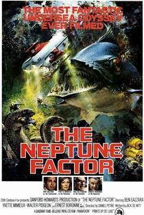 O Fator Netuno - Poster / Capa / Cartaz - Oficial 1