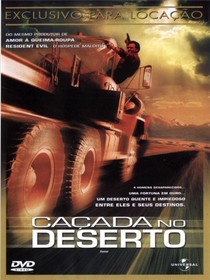 Caçada no Deserto - Poster / Capa / Cartaz - Oficial 4