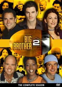 Big Brother US (2ª Temporada) - Poster / Capa / Cartaz - Oficial 1