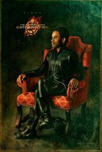 Jogos Vorazes: Em Chamas - Poster / Capa / Cartaz - Oficial 13
