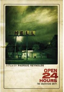 Open 24 Hours - Poster / Capa / Cartaz - Oficial 1